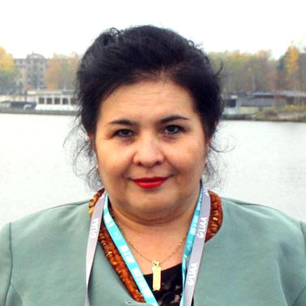 Зухра Табаева