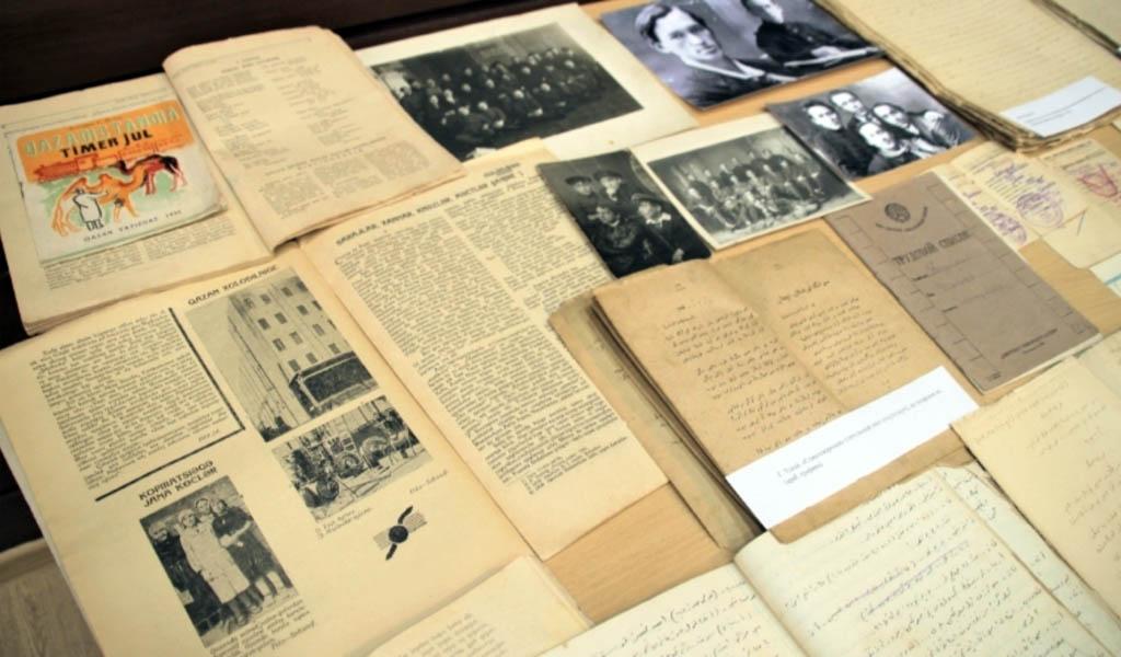 Гаилә архивын тапшыру