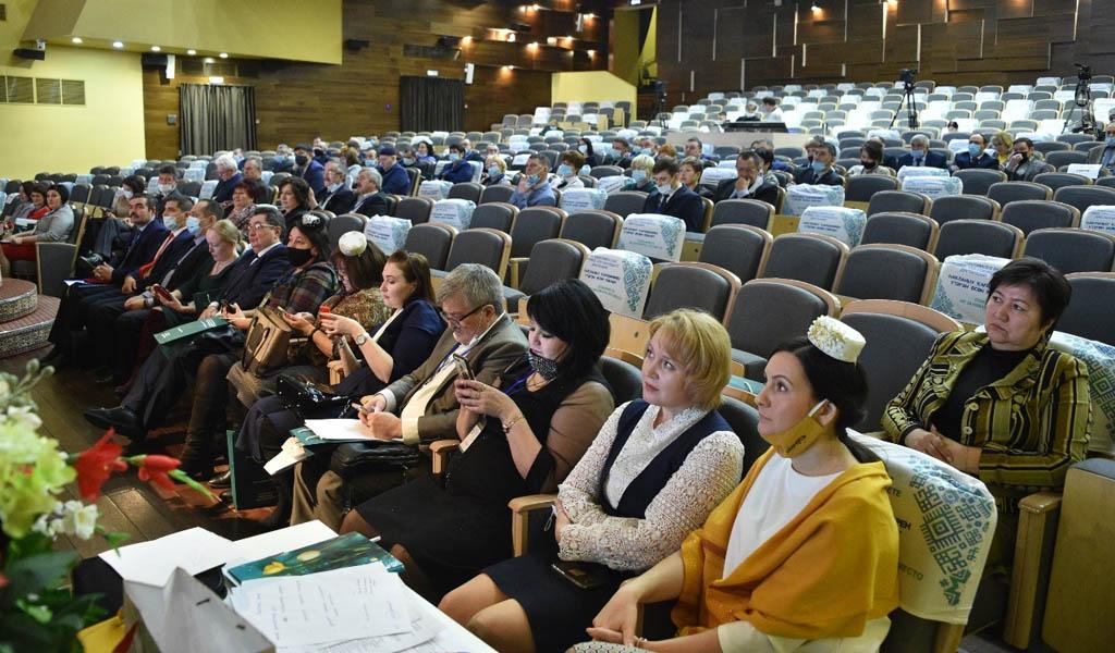 Конференция НКА татар РБ 2021