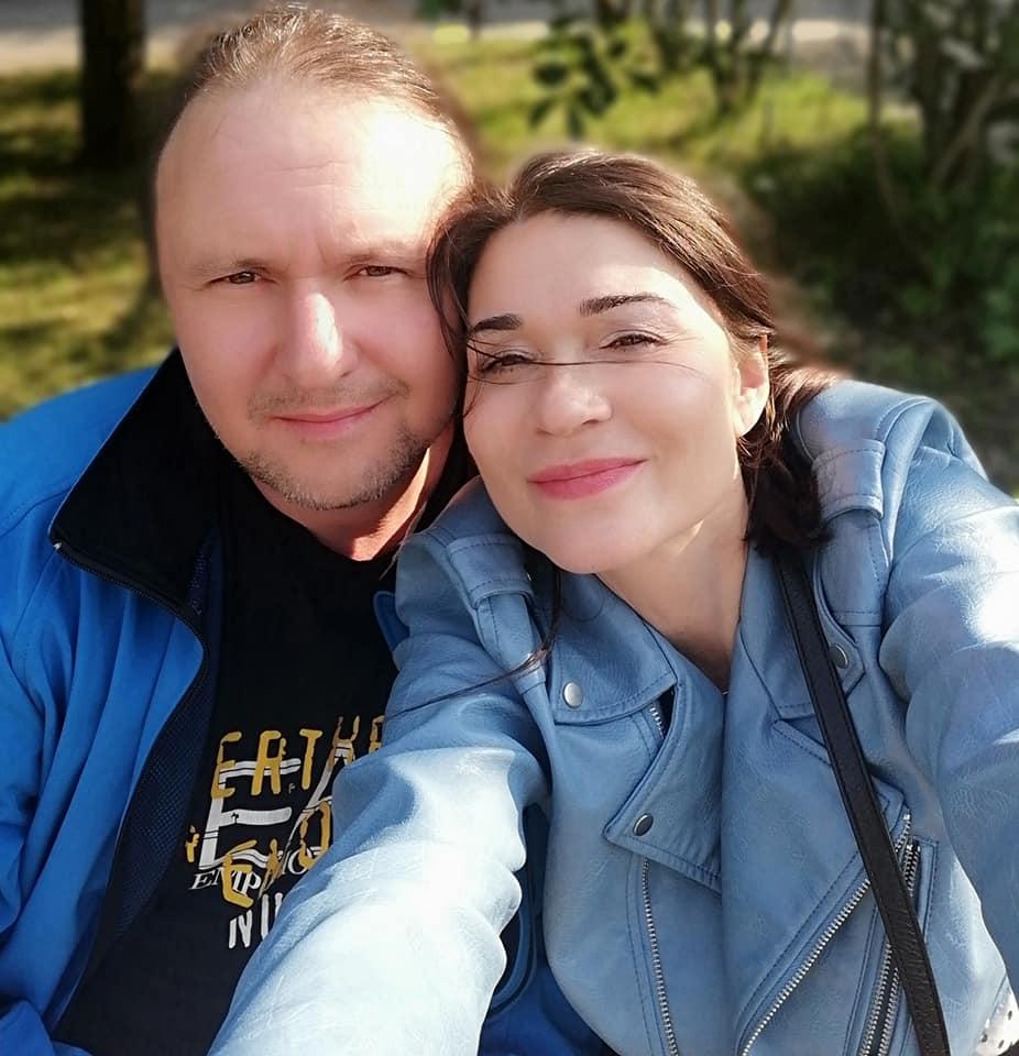 Ренат Бакир и Джамиля Низаметдин