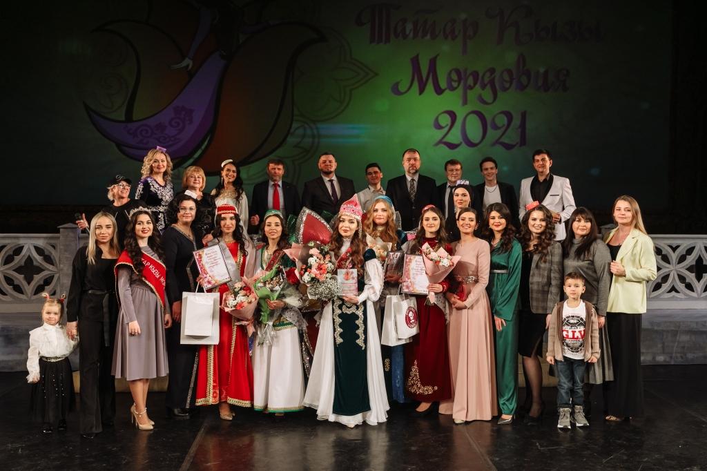 Татар кызы Мордовия-2021