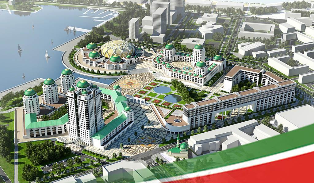 Татарская городская среда