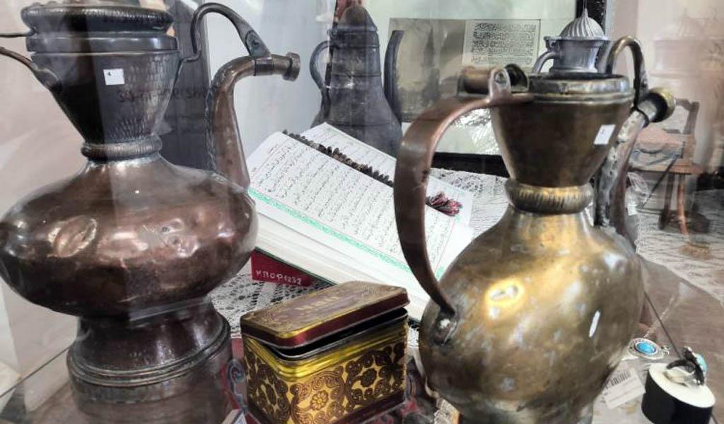 Тюмень Выставка о культуре сибирских татар