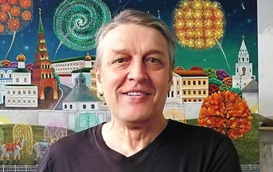 Альфрид Шаймарданов