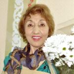 Татарская активистка из Кокшетау Ануза Урманова отметила 70-летний юбилей