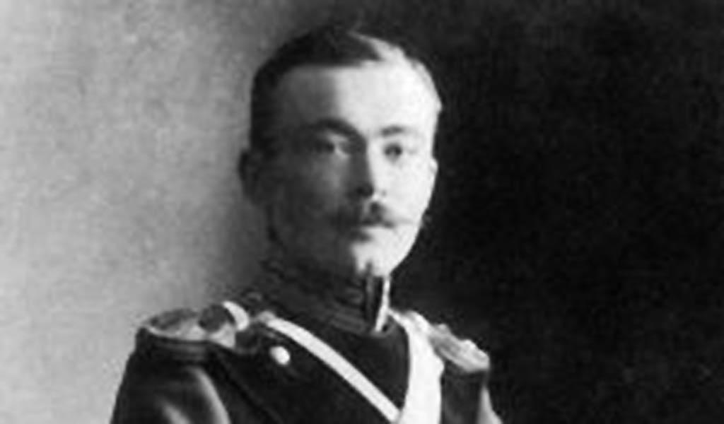 Давид Туган-Мирза-Барановский