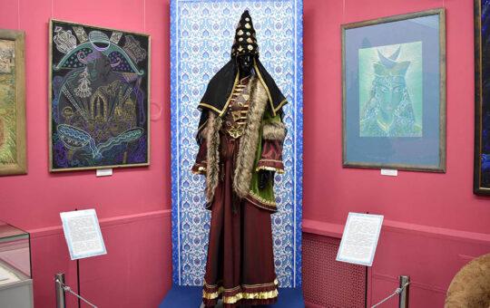 Эпоха казанской царицы Сююмбике