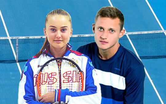 Полина Кудерметова и Тимур Киямов