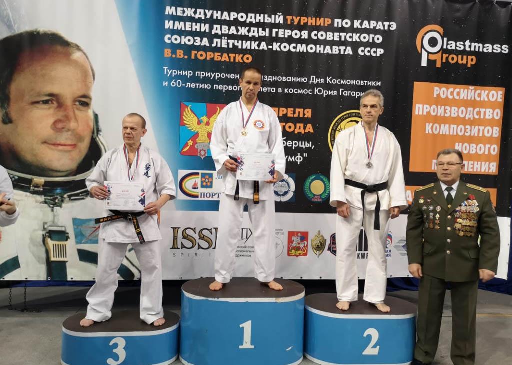 Рафаэль Акчурин - победитель