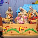 В Кемерово даст гастроли Татарский театр кукол «Экият»