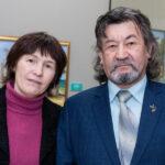 В Казани завершается выставка татарских художников Винеры Абдуллиной и Ильдуса Вахитова