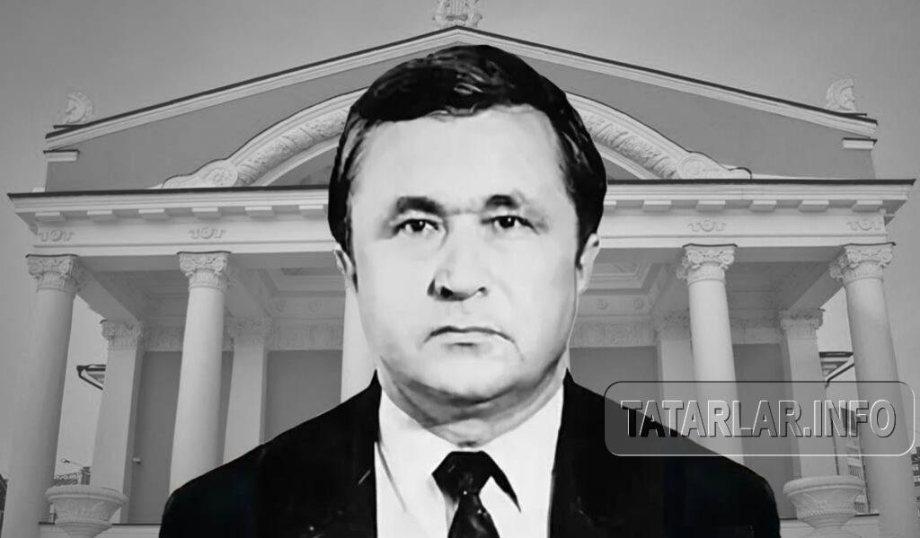 Фарит Хабибуллин