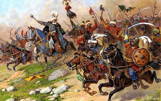 Поход Девлет Гарая 1571