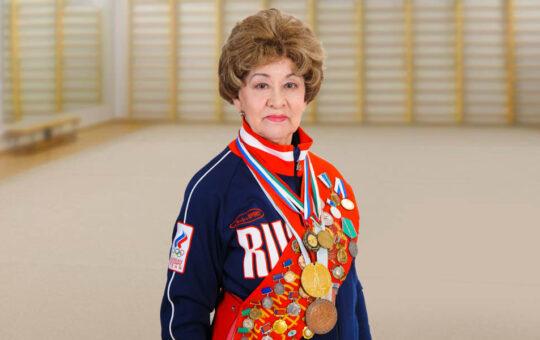 Лилия Назмутдинова