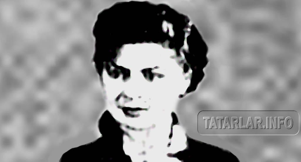 Роза Халиуллина