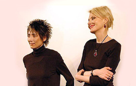 Земфира Рамазанова и Рената Литвинова