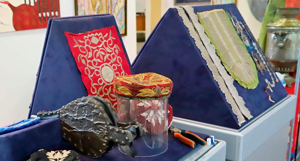 Выставка В гостях у татар в Челябинске