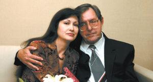 Шамиль Шарифуллин и Гузель Абульханова